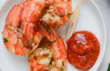 oven grilled shrimp cocktail recipe