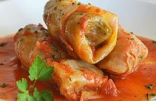 slow cooker vegetarian cabbage rolls recipe