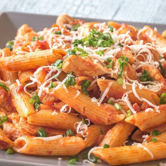 slow cooker chicken pasta recipe