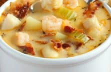 slow cooker potato seafood chowder recipe