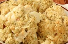 oven-baked cauliflower gratin recipe