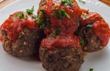 slow cooker italian meatballs recipe