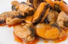 steamed marinated mussels appetizer recipe