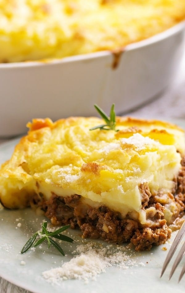 Cottage pie in turbo oven. Baked pie in a halogen (turbo) oven. Very easy and tasty! #turbooven #halogenoven #dinner #easy #healthy