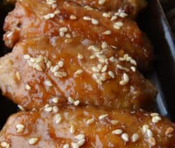 fried tebasaki chicken wings recipe