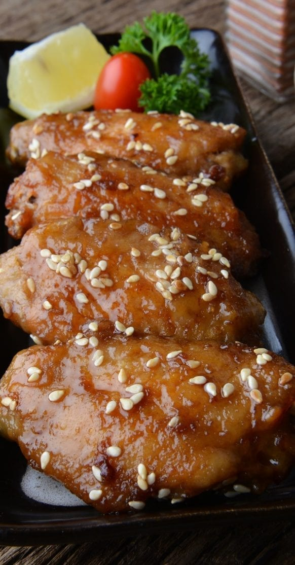 Fried Tebasaki Chicken Wings Recipe #chicken #dinner #appetizers #party #spicy #wings #delicious #easy