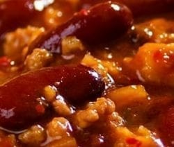 slow cooker mexican corn and bean chili recipe