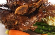 slow cooker beer-braised beef short ribs recipe