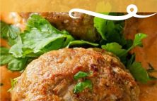slow cooker curried coconut meatballs recipe
