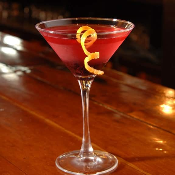 the best campari martini drink recipe