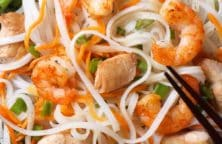 asian pad thai chicken recipe