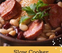 slow ooker easy cassoulet soup recipe