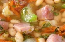 instant pot ham and bean soup recipe