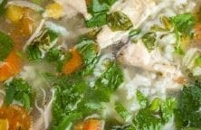 slow cooker caldo de pollo soup recipe