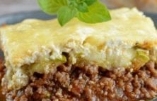 slow cooker low-carb zucchini lasagna