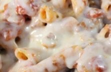 the best crock pot baked ziti recipe