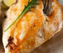 Air fryer cooked chicken breasts recipe. Learn how to cook yummy and healthy chicken breasts in an air fryer. #airfryer #dinner #healthy #chicken #yummy