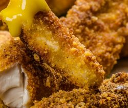 Air fryer crispy chicken strips recipe. Learn how to cook delicious chicken strips in an air fryer. #airfryer #chicken #dinner #oven #delicious #healthy #magicskilletrecipes
