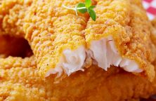 Air fryer crispy catfish fillets recipe. Learn how to cook yummy and crispy fish in an air fryer. #airfryer #dinner #fish #catfish #crispy #yummy #magicskilletrecipes