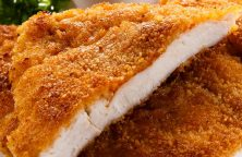Air fryer paprika pork chops recipe. Learn how to cook spicy breaded pork chops in an air fryer. #airfryer #pork #dinner #recipes #chops #food #lunch