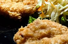 Air fryer shrimp patties recipe. Learn how to cook yummy and crispy shrimp cakes in an air fryer. #airfryer #shrimp #dinner #breakfast #lunch #crispy #yummy