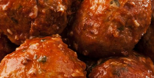 Air fryer Swedish meatballs recipe. Famous Swedish meatballs cooked in an air fryer and served with tomato and pasta sauces. #airfryer #dinner #meatballs #swedish #lunch #famous