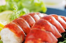Instant pot frozen lobster tails recipe. Learn how to cook frozen lobster tail in an electric instant pot. #pressurecooker #instantpot #dinner #lobster #seafood #lunch #easy