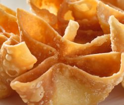 Air fryer crab Rangoon recipe. Cook delicious Chinese crab recipe in an air fryer.#airfryer #dinner #seafood #crab #chinese
