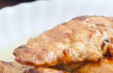 Air fryer honey chicken breasts recipe. Learn how to cook sweet and juicy chicken in an air fryer. #airfryer #chicken #dinner #breasts #honey #juicy #sweet