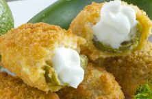 Air fryer jalapeño poppers recipe. Learn how to cook yummy jalapeño poppers in an air fryer. #airfryer #dinner #delicious #crispy #jalapeno