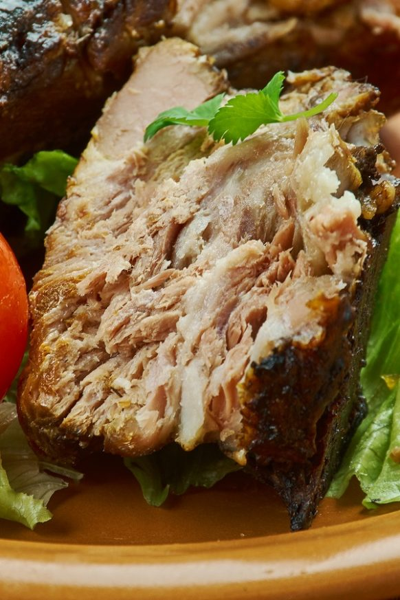 Instant pot Cuban mojo pork recipe. Learn how to cook delicious and juicy pork in an instant pot. #pressurecooker #instantpot #pot #pork #dinner